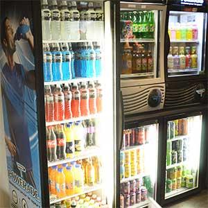 frigo temple boissons