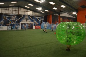 photo anniversaire bubble temple du foot rouen