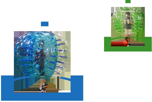 visuel focus bubble